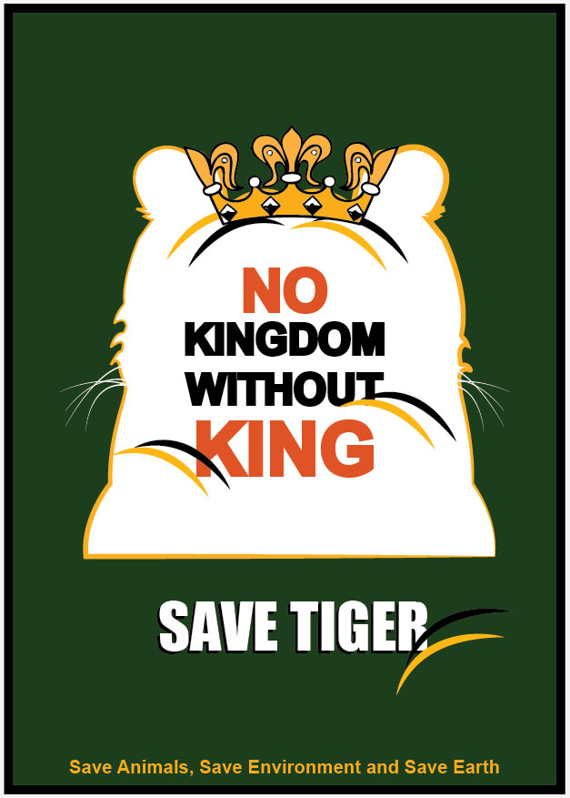 no kingdom without the king, save tiger