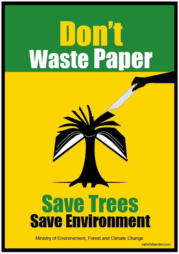 save papers and save trees