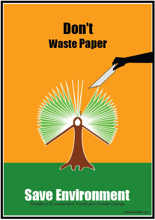 save paper and save trees