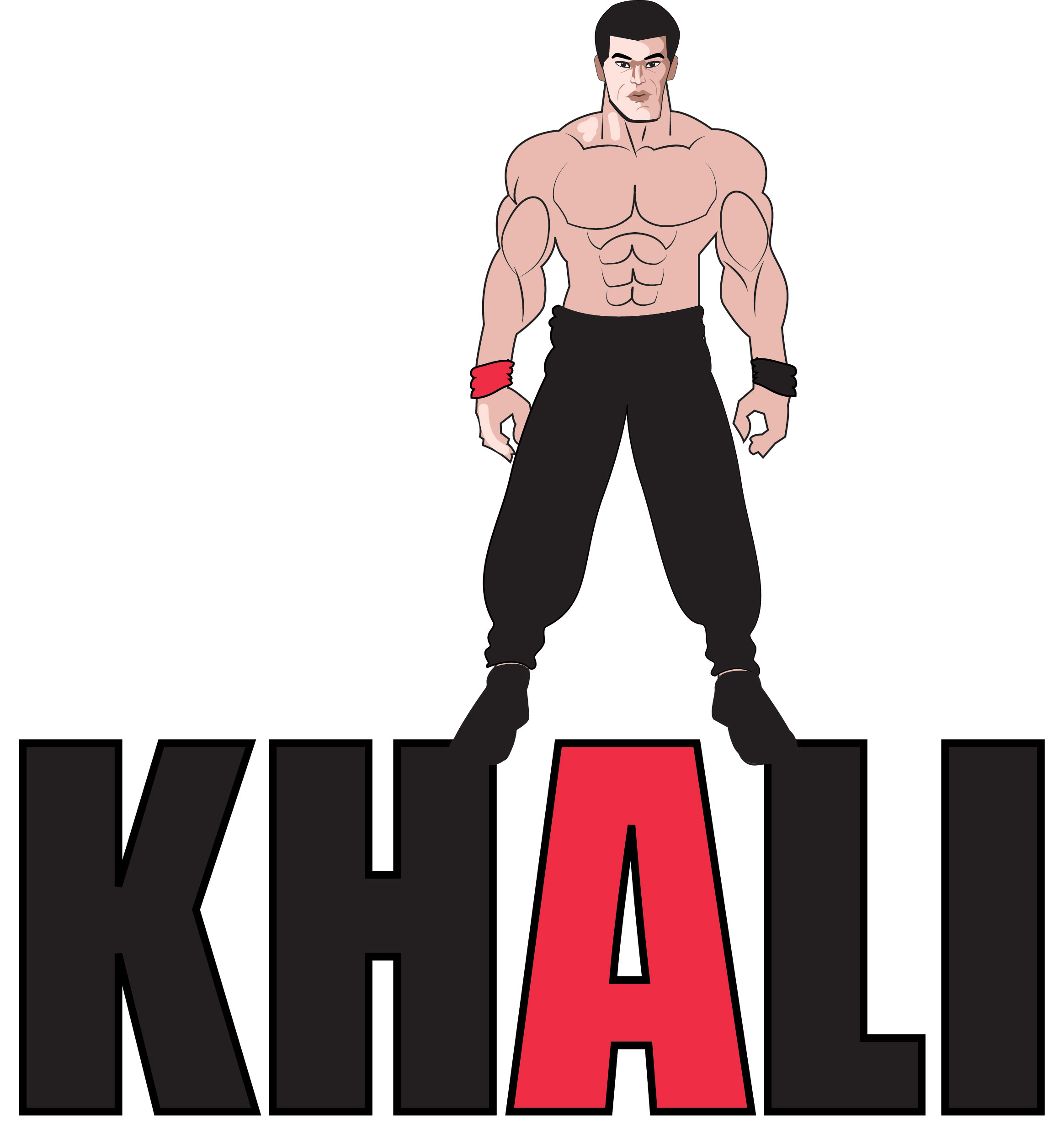 khali the super hero