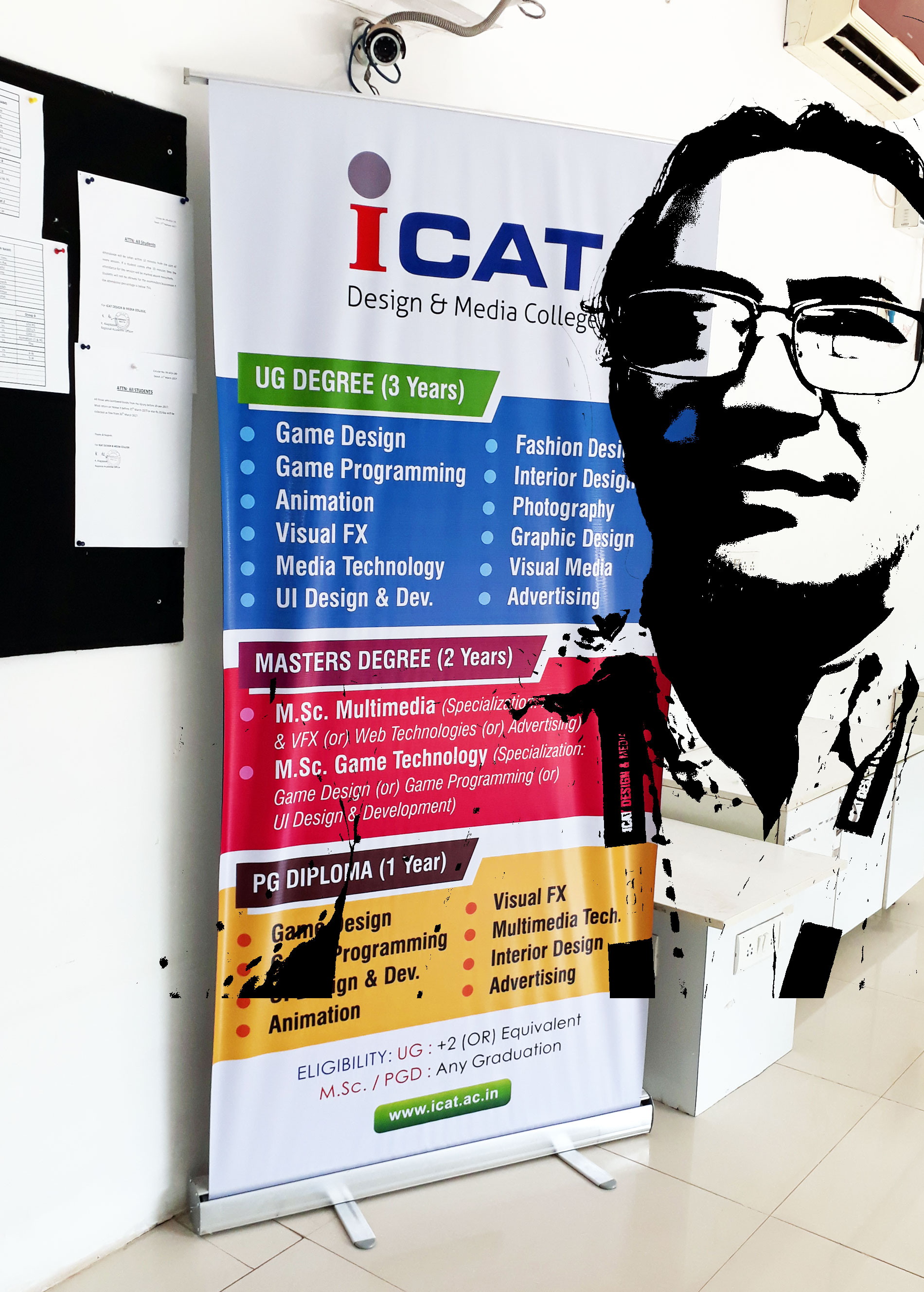 Sr. Lecturer at icat design and media college, Chennai